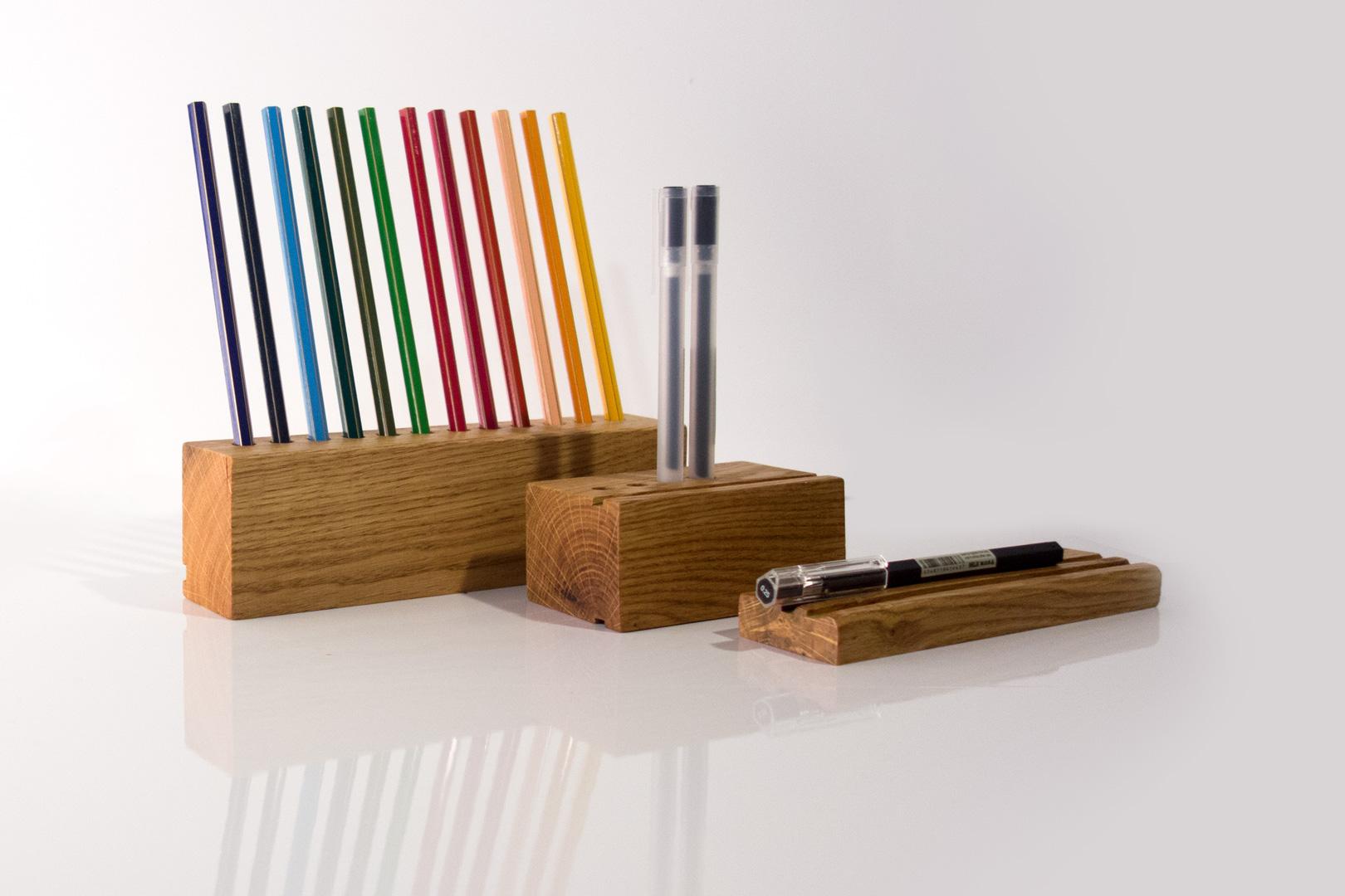 Designerstiftehalter fürs Büro in verschiedenen Größen